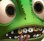 Dentista para camaleão Pascal