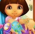 Dora unhas no spa
