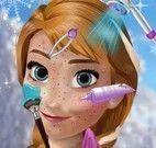 Spa e maquiagem Anna Frozen