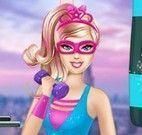 Super Barbie na academia