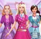 Barbie estudante números ocultos