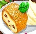 Receita bolinhos de maçã