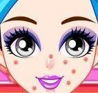 Princesa tratamento de pele
