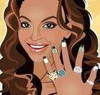 Manicure Beyonce