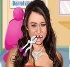 Miley Cyrus no dentista