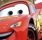 Corrida do filme carros