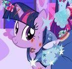 My Little Pony banho