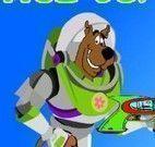 Scooby Doo astronauta