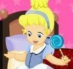 Decorar quarto da bebê Cinderela