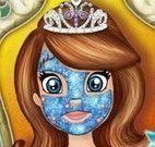 Princesa Sofia tratamento de pele