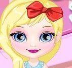 Barbie bebês moda