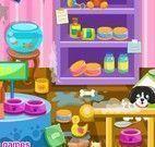 Limpar pet shop