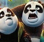 Números do Kung Fu Panda