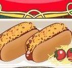 Receita de hot dog
