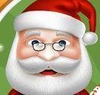 Cookies de açúcar do Papai Noel