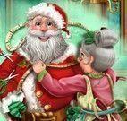 Costurar roupa do Papai Noel