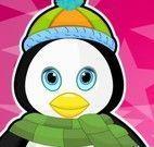 Cuidar do Pinguim no natal