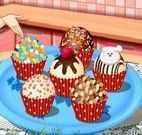 Cupcakes de natal da Sara