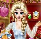 Elsa fazer compras