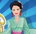 Estilista de moda chinesa