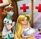 Parto da Princesa Rapunzel