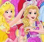 Princesas compras no shopping