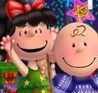 Roupas de natal Peanuts