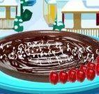 Torta mousse de chocolate receita