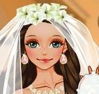 Vestido de noivinha