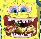 Bob Esponja dentes podres