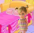 Decorar quarto da Riley bebê