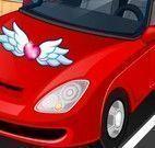 Lavagem e decoração de carro