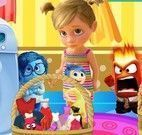Lavar roupas e brinquedos divertida Mente