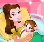 Princesa Bela parto