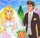 Princesas da Disney noiva