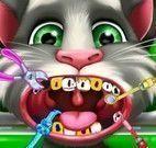 Tom no dentista