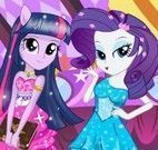 Vestir amigas My Little Pony