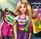 Compras da Rapunzel