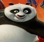 Kung Fu Panda cenário