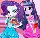 My Little Pony bolos e picolés