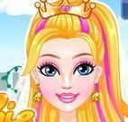 Princesa Super Barbie noiva