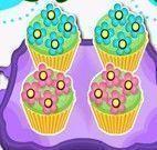Receita de cupcakes de flor