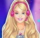 Barbie cantora vestir roupas
