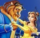 Beijo da Bela e a Fera
