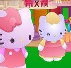 Decorar cada da Hello Kitty