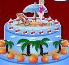 Elsa bolo de verão
