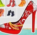 Fazer decoração de sapatos