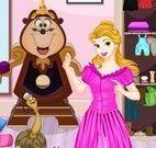 Limpar casa da princesa Bela
