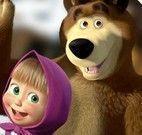 Objetos Masha e Bear