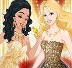 Oscar da Barbie e princesas